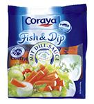 Coraya Fish & Dip Dill
