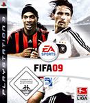 FIFA 09 Cover