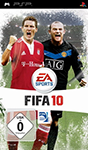 Fifa 10 PSP Cover
