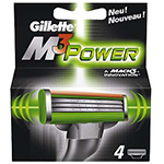 Gillette M3 Power blades
