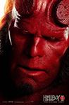 Hellboy 2 Teaser Poster