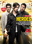 Heroes Entertainment Weekly Collector's Cover No.3