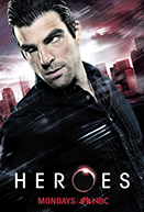 Heroes Poster Sylar