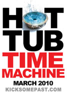 Hot Tub Time Machine Teaserposter