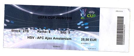 HSV - Ajax Amsterdam