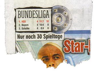 HSV Tabellenführer