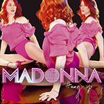 Madonna Hung Up Cover