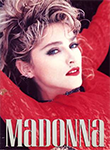 Madonna Tourbook The Virgin Tour 1985