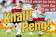 Prinz Peng & King Knall zum Zweiten