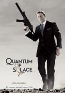 007 A Quantum Of Solace Teaser Poster