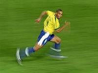 Ronaldo running