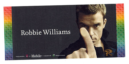 Robbie Williams World Tour 2006