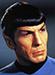 Lieutenant Commander Spock