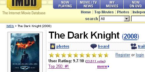 TDK on IMDb