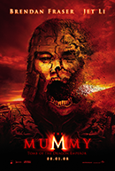 The Mummy: Tomb Of The Dragon Emperor Poster
