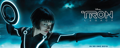 TRON Legacy Teaserposter