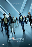 X-Men: First Class Teaserposter